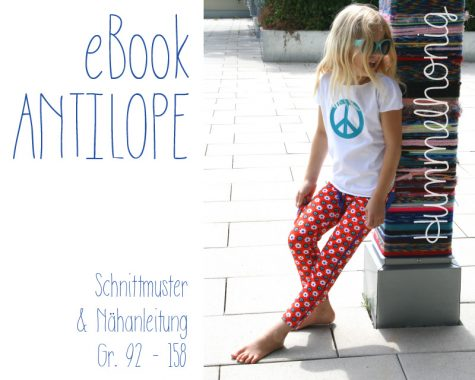 eBook Treggings Antilope