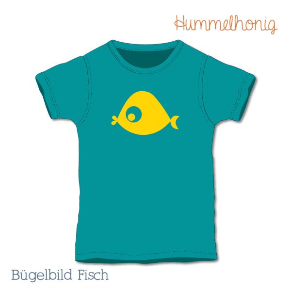 Bügelbild Fisch