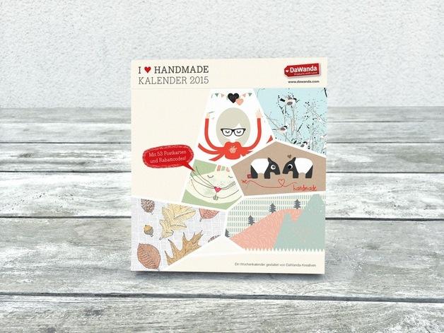 DaWanda-Kalender