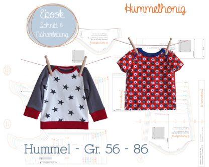 Ebook Babyshirt Hummel kurz
