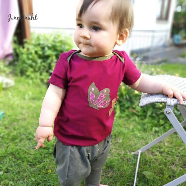 Babyshirt Hummel @jennYnäht