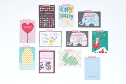 Postkarten Auswahl