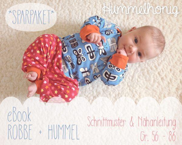 Ebookpaket Pumphose Robbe Shirt Hummel