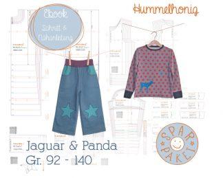 Ebookpaket Panda und Jaguar