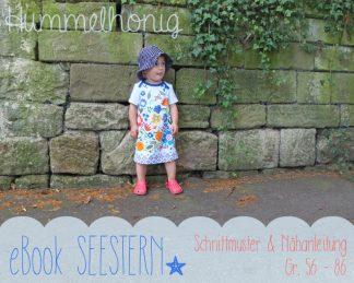 Ebook Babykleid Seestern
