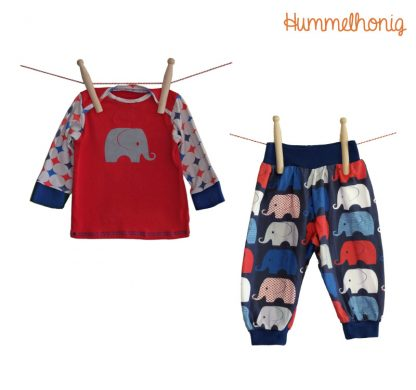 Designbeispiel MaxiDots Elefanten
