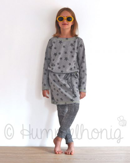 Ebookpaket Leggings Gazelle + Shirt Strauss