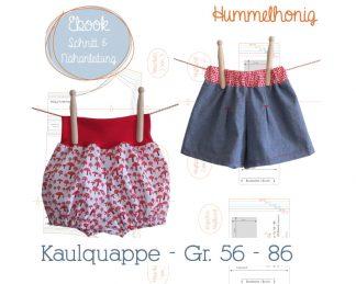Ebook Babyshorts Kaulquappe