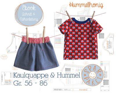 Sparpaket Kaulquappe Hummel