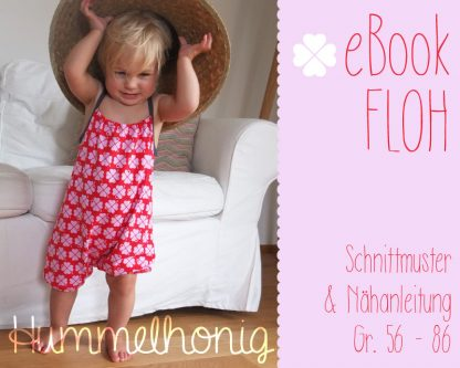Ebook Baby Jumpsuit Floh