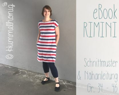 Ebook Damenkleid Rimini