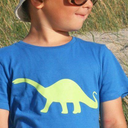 Bügelbild Dino Apatosaurus