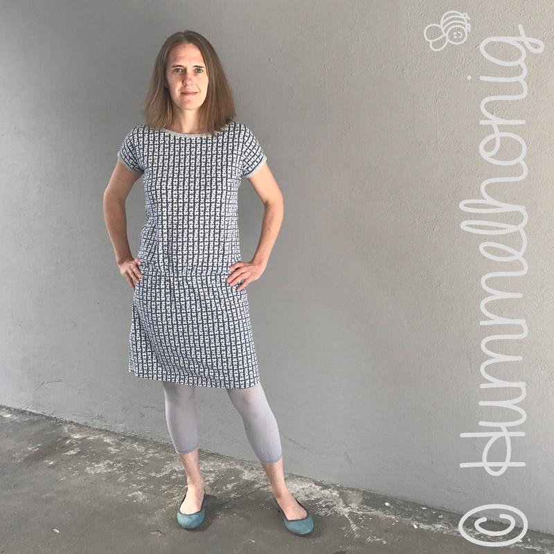 Ebook Damenkleid Rimini (Gr. 34-46) – Hummelhonig
