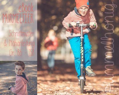 Ebook Hoodie Murmeltier