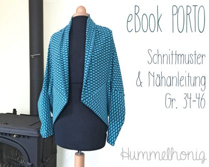 Ebook Cardigan Porto