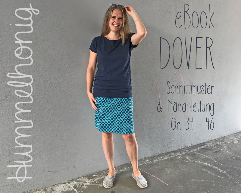Ebook Damen Rock Dover