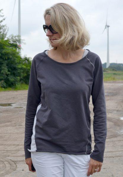 Damen Raglanshirt Reykjavik