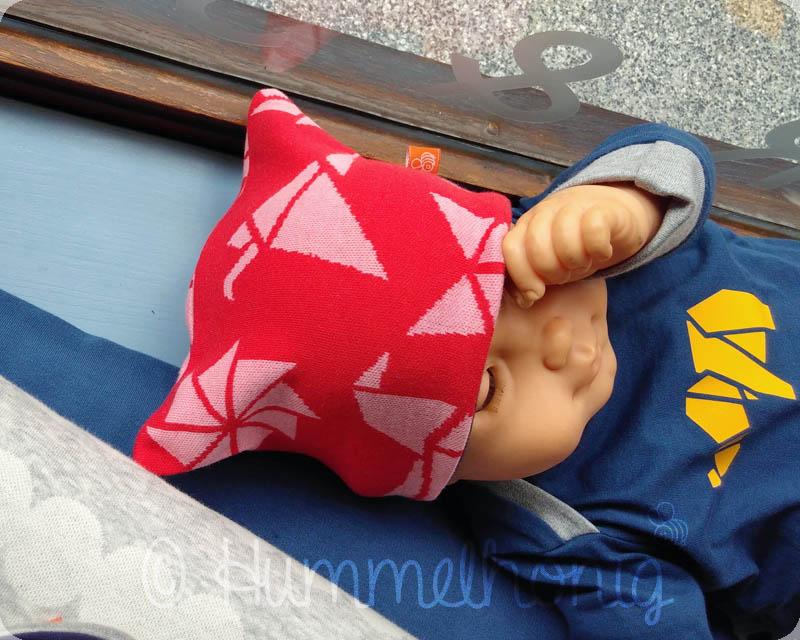 Babymütze Tutorial