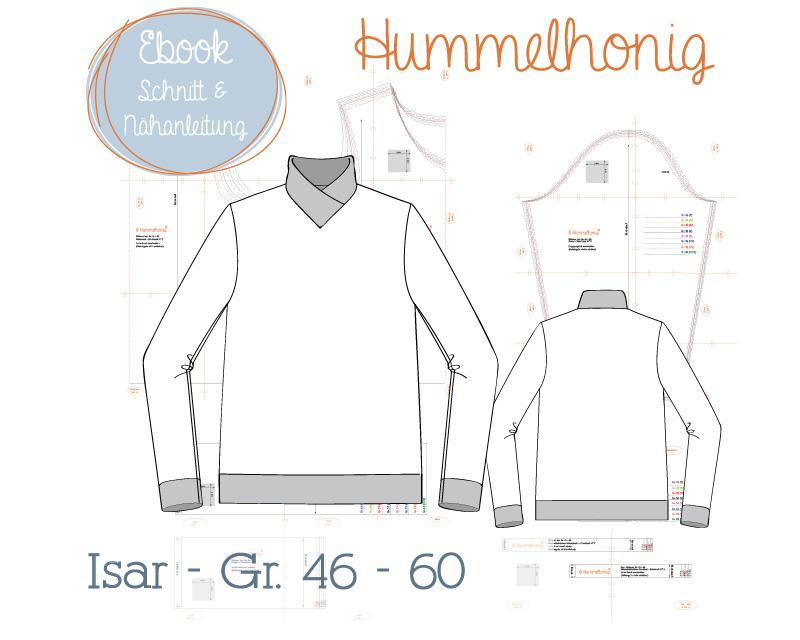 Ebookpaket Sweater Waschbär (Gr. 86-158) & Isar (Gr. 46-60 ...