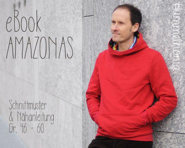 eBook Herren Hoodie Amazonas
