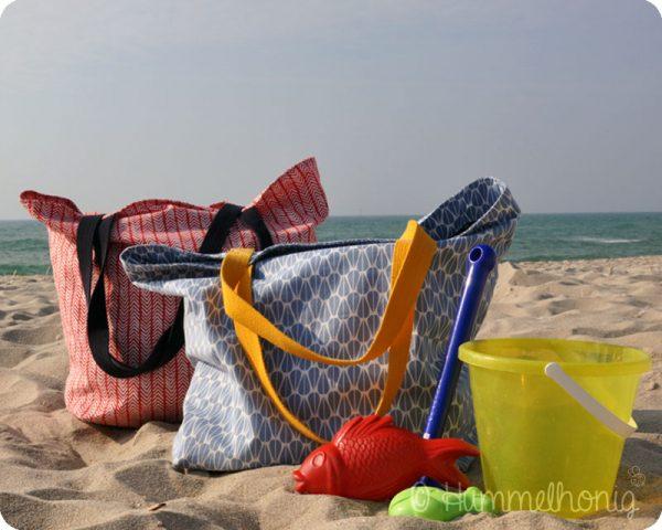 Strandtasche Hummelhonig