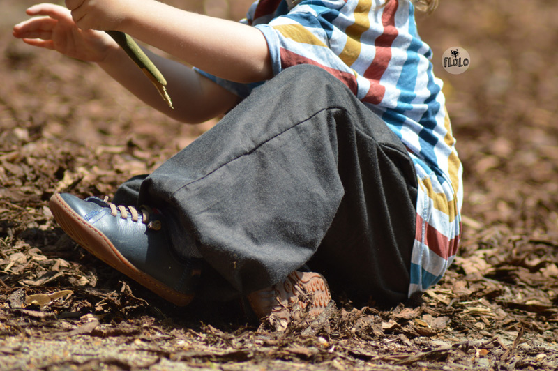 Sommerhose versus Pumphose