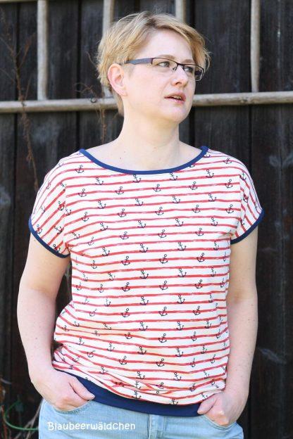 Damen Shirt Rom