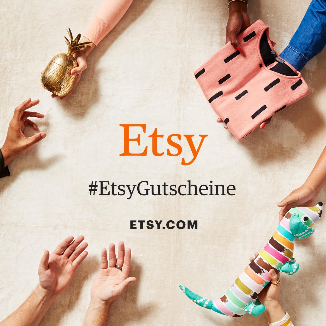 Etsy Gutscheine