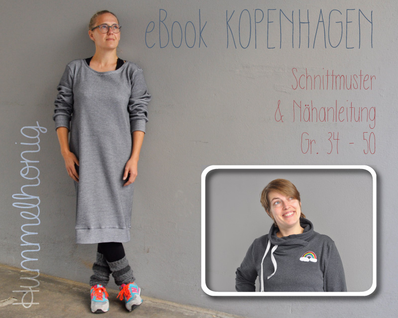 Sweatkleid Kopenhagen