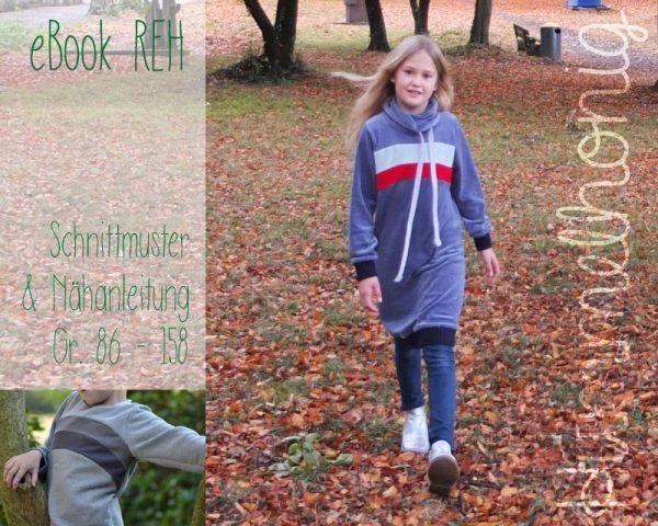 Ebook Longsweater Reh