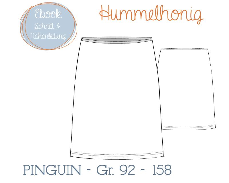 Ebook Kinder Rock Pinguin (Gr. 92-158) – Hummelhonig