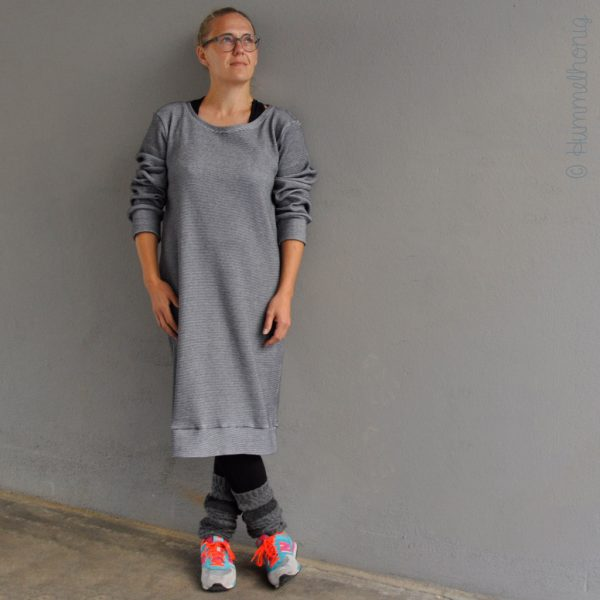 Damen Sweatkleid Kopenhagen