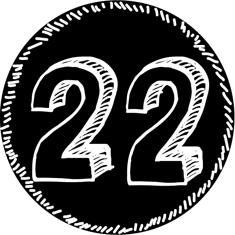Adventskalender Tür 22
