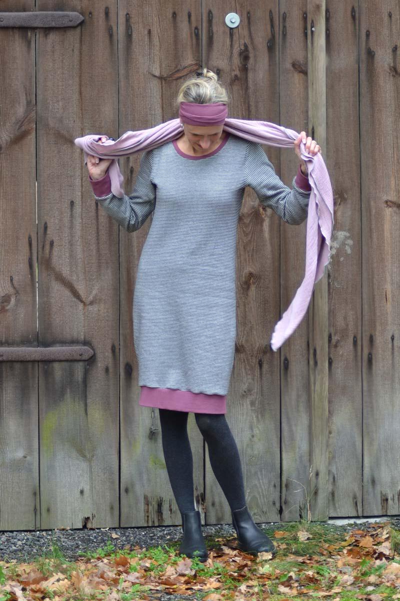 Sweatkleid Kopenhagen made by blauwalfluke