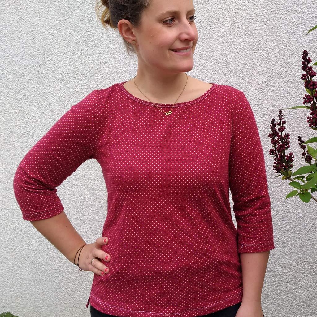 Damen Bretonenshirt St Malo