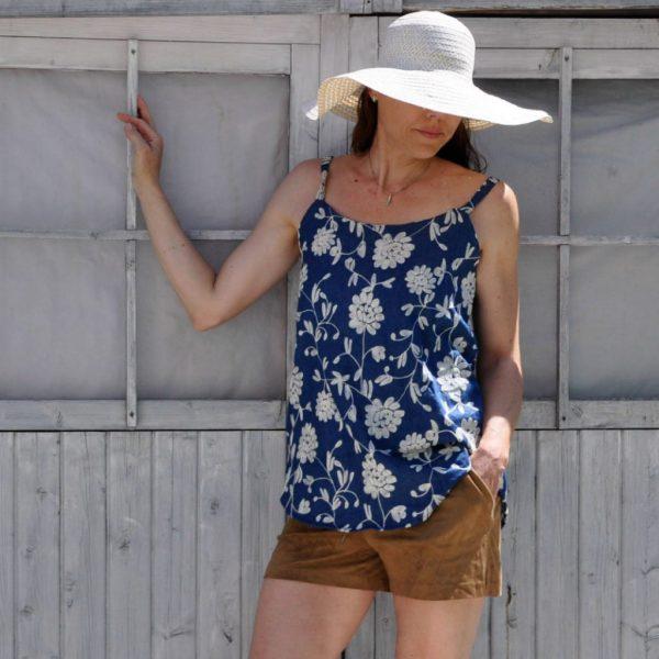 Damentop & -kleid Lucca