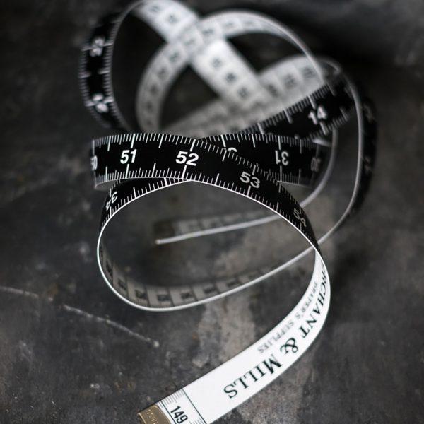 Merchant & MIlls MAßband Bespoke Tape Measure
