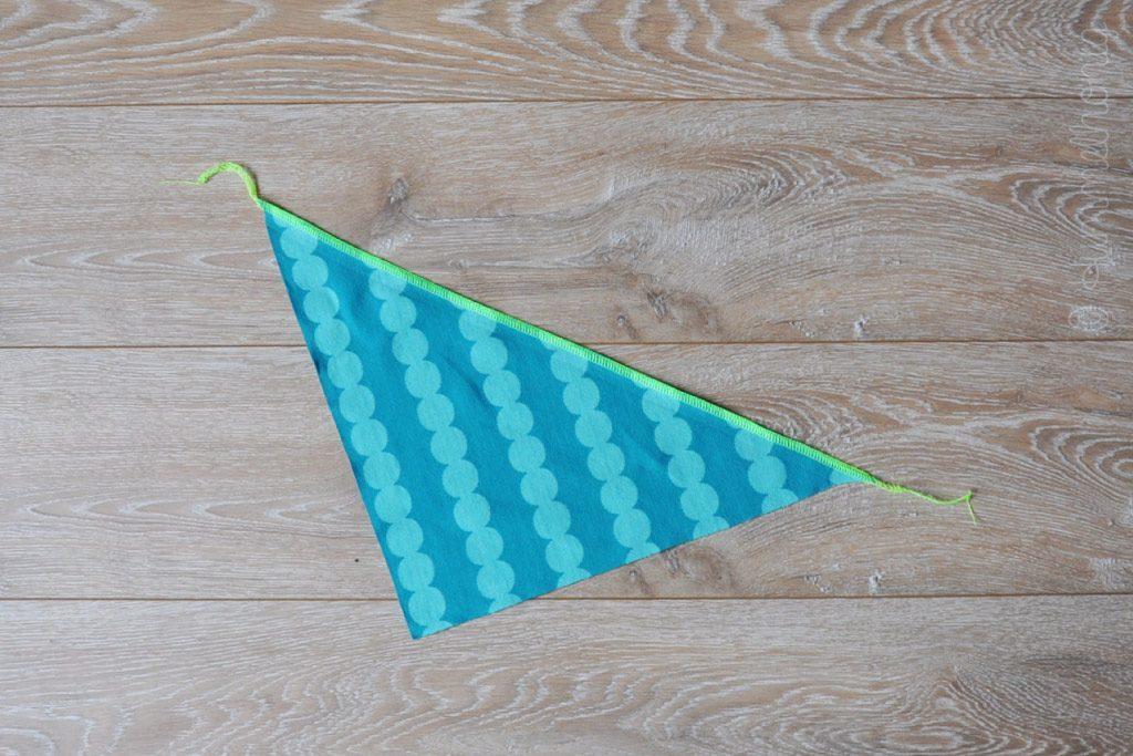 Tutorial Dreieckstuch