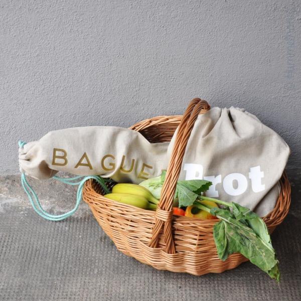 Schriftzüge Brot & Brezeln